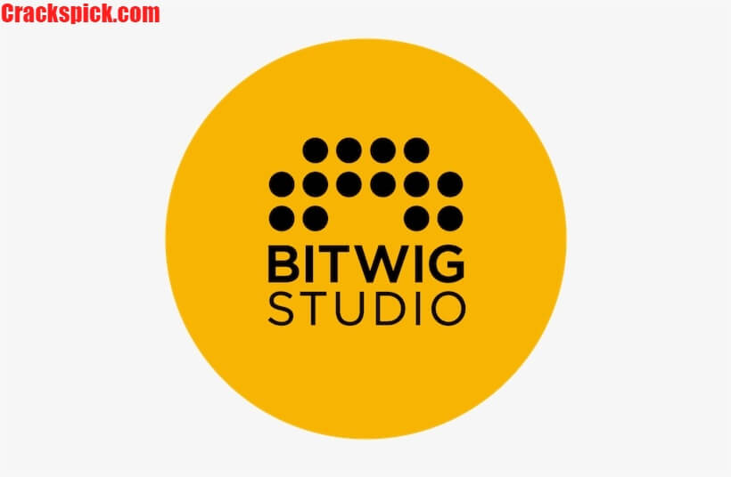 Bitwig Studio Crack 3.3.3 With Activation Key Download Free