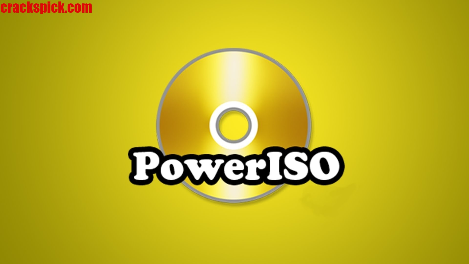 PowerISO Crack 7.9 Full With License Key [Latest Version] Download