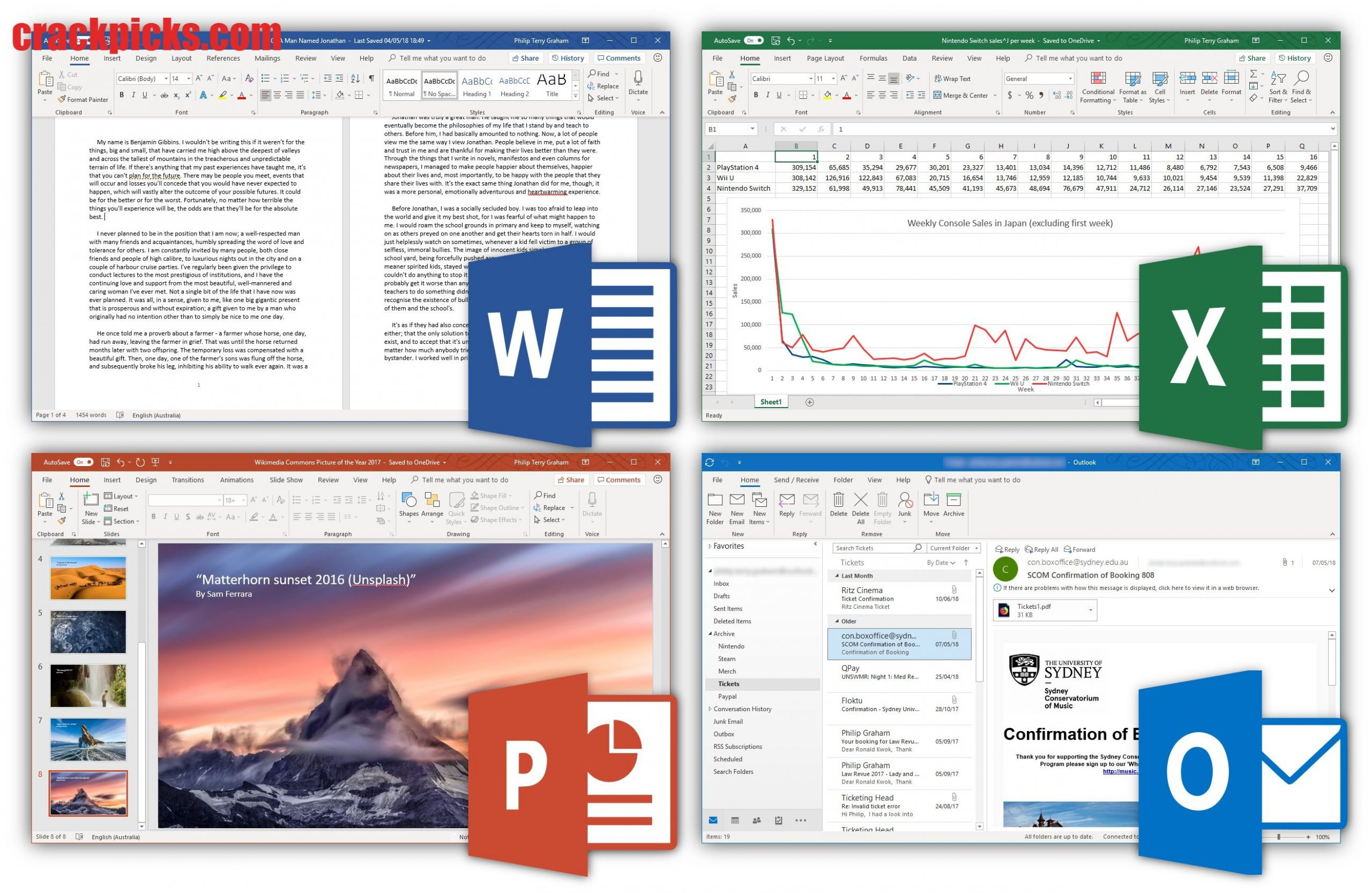 Microsoft Office Product Key + Crack Download Full Updated Version