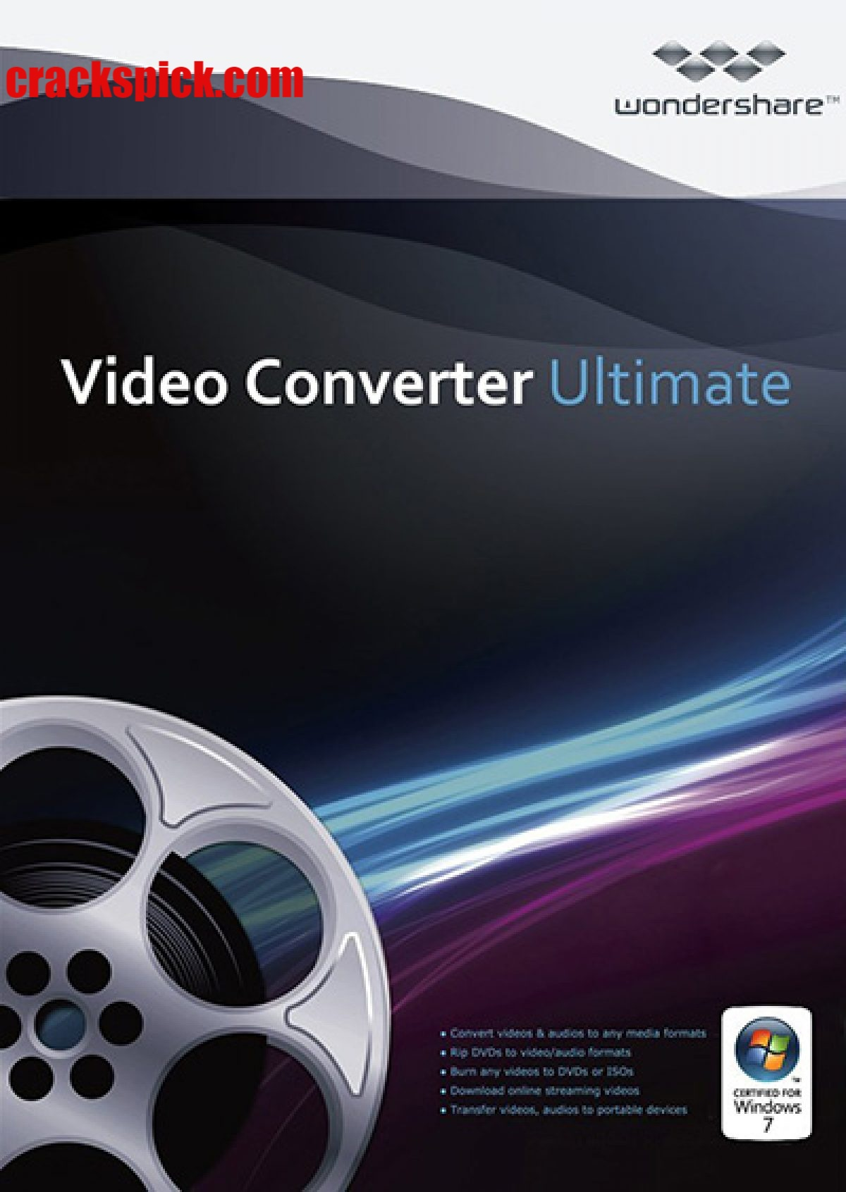 Wondershare Video Converter Crack With Keygen Download Free Version