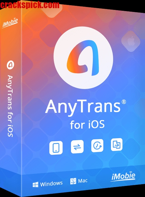 AnyTrans Crack Full + Activation Code Latest Download Free