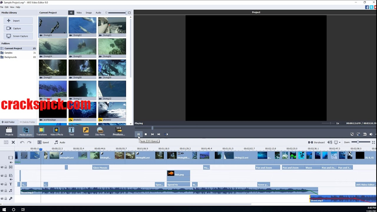 AVS Video Editor Crack + License Key Latest Version Download