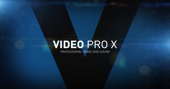MAGIX Video Pro X12 v18.0.1.89 Full Version Crack Free Download