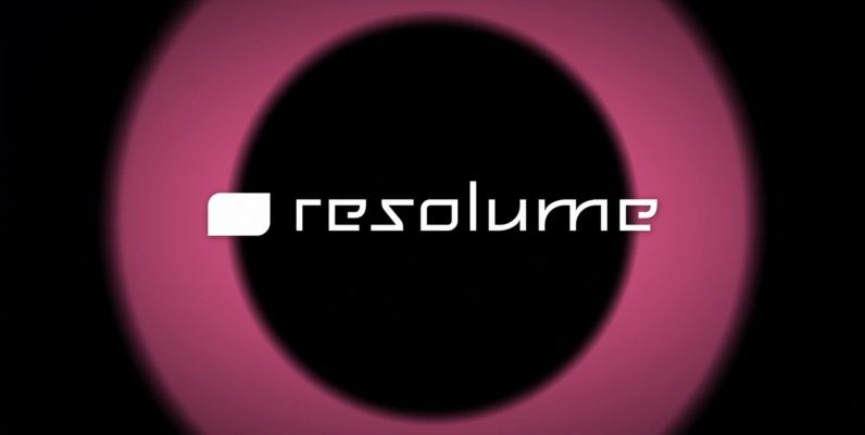 Resolume Arena Logo