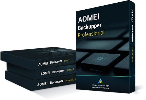 AOMEI Backupper Professional 6.5 Crack Free License Key Download