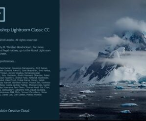 Adobe Photoshop Lightroom Classic CC 2021 Version 4.1 Crack Free Download
