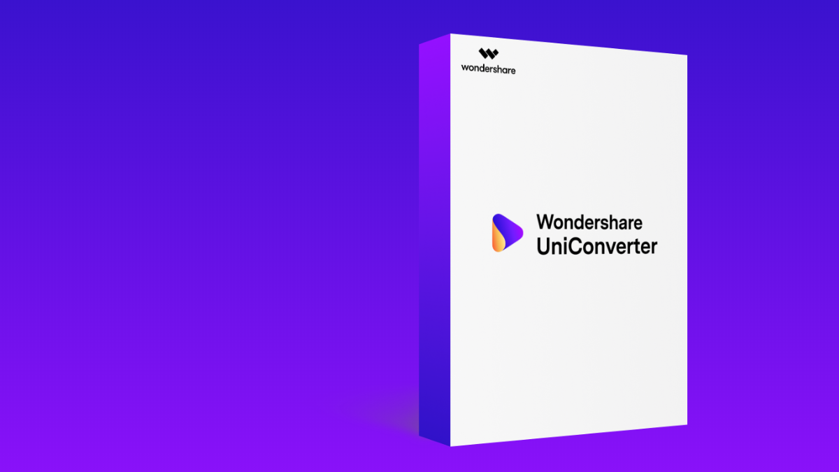 Wondershare UniConverter 12.5.1.8 Crack Free Download