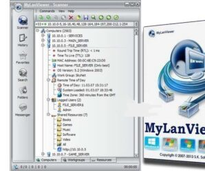 MyLanViewer 4.23.0 Enterprise Crack Serial Code Free Download