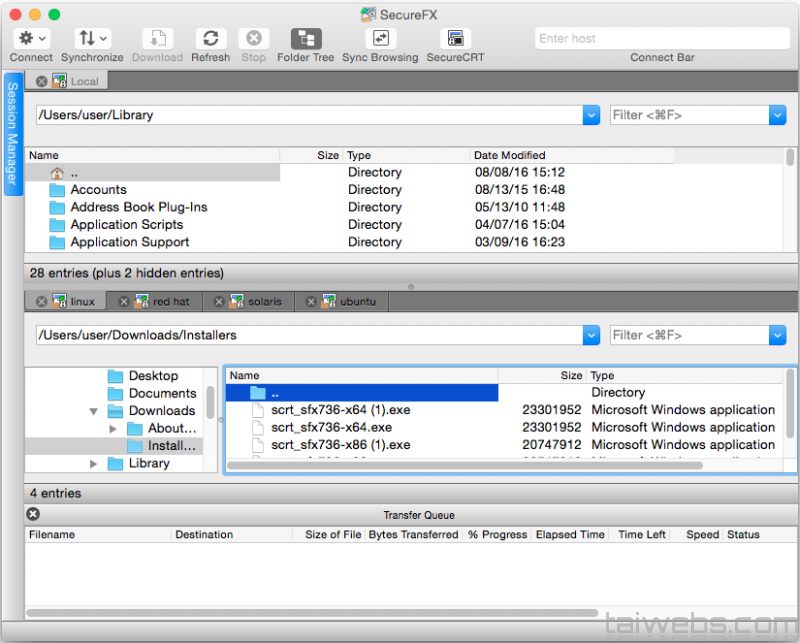 SecureCRT and SecureFX Free Download