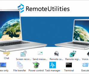 Remote Utilities Pro 6.10 / Viewer 7.0.0.3 Serial Key Free Download